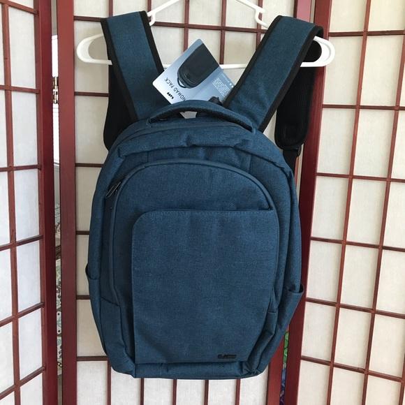"Laut Other - LAUT Nomad 18.5"" Backpack Bag Laptop Unisex - Teal"